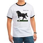 Welsh Cob Pony Ringer T