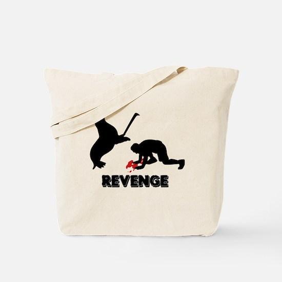 Revenge of the seals Tote Bag