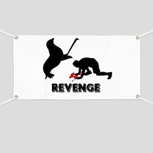 Revenge of the seals Banner