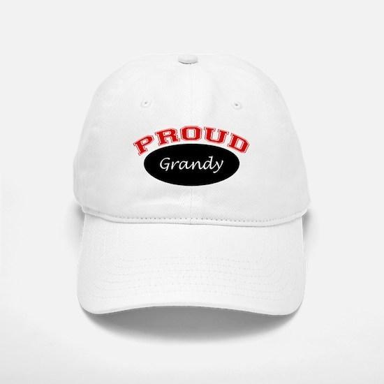 Proud Grandy Baseball Baseball Cap