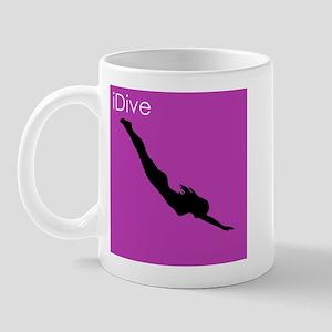 iDive2 -  Mug