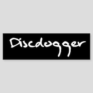 Discdogger Bumper Sticker