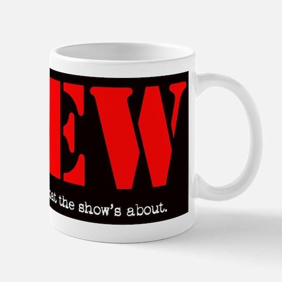 CREW: Know-Show Mug