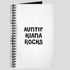 AUNTIE KIANA ROCKS Journal