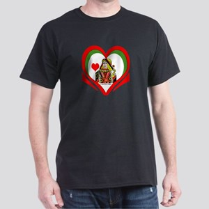 I Just Love Poker! Black T-Shirt