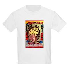 Kids Art: Pablo Picasso Quote Kids T-Shirt