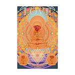 Dalai Dogma Mini Poster Print