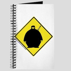 Big Fat Ninja Attack! Journal