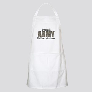 Proud Father-in-law (ACU) BBQ Apron