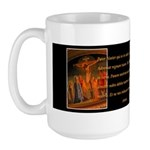 "Pater Noster (""Our Father"") Large Mug"
