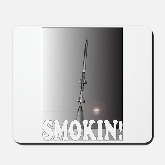 Smokin! Rockets Mousepad