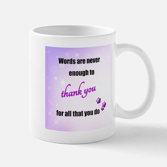 Lavender Blessings Mugs