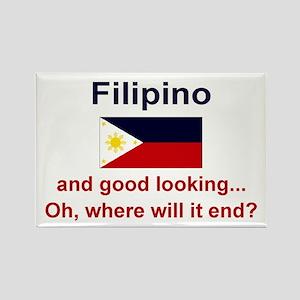 Good Looking Filipino Magnet (3x2)
