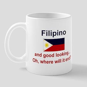 Good Looking Filipino Mug