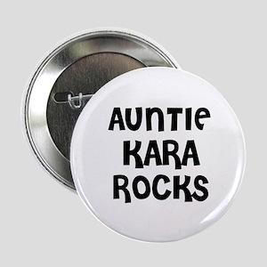 """AUNTIE KARA ROCKS 2.25"""" Button (10 pack)"""
