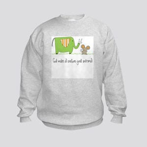 Great and Small Kids Sweatshirt