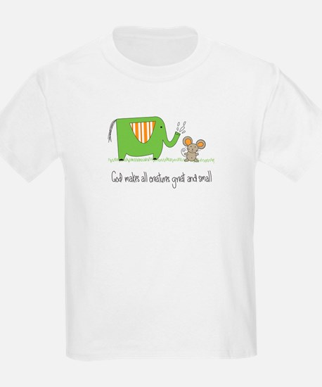 Great and Small T-Shirt