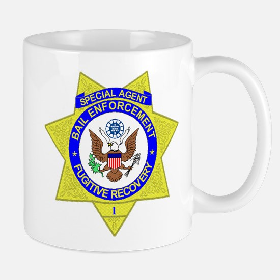 Bail Enforcement Agent Mug