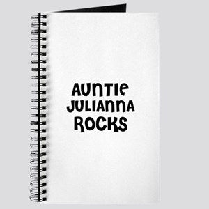 AUNTIE JULIANNA ROCKS Journal