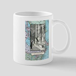 Hassle of moving Mug