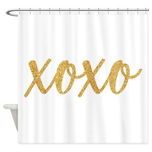 Xoxo Shower Curtains