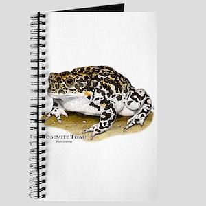Yosemite Toad Journal