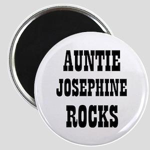 "AUNTIE JOSEPHINE ROCKS 2.25"" Magnet (10 pack)"