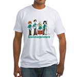 Grammarjammers Fitted T-Shirt
