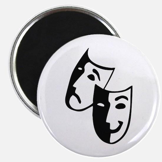 """Masks 2.25"""" Magnet (10 pack)"""