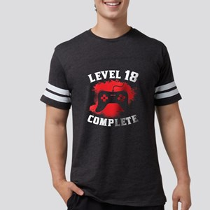 Level 18 Complete 18th Birthday T-Shirt