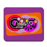 Mad About Amsterdam Mousepad