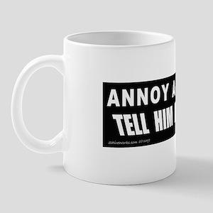 Male Liberals Mug
