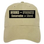 Informed vs Opinionated Cap