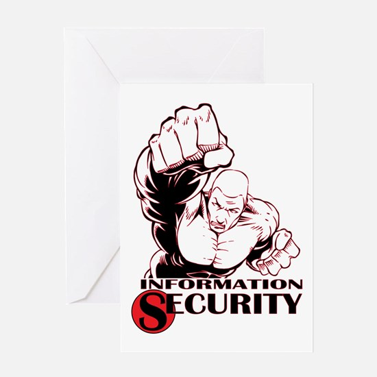 Information Security Greeting Card