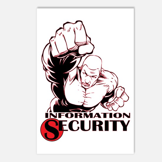 Information Security Postcards (Package of 8)