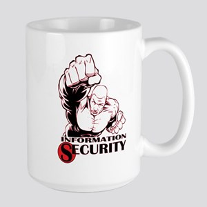Information Security Large Mug