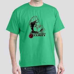 Information Security Dark T-Shirt