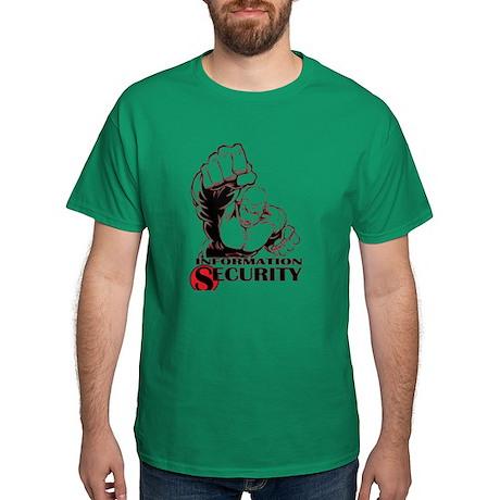 Information Security Dark T-Shirt