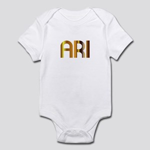 Ari is My Agent Infant Bodysuit