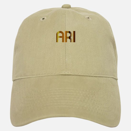 Ari is My Agent Baseball Baseball Cap