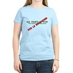 the future is free Women's Light T-Shirt