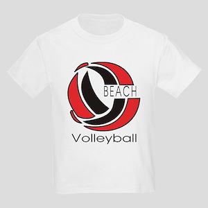 Beach Volleyball Kids Light T-Shirt