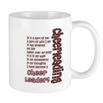 Become a Cheerleader Mug