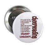 """Become a Cheerleader 2.25"""" Button (100 pack)"""