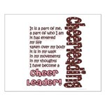 Become a Cheerleader Small Poster