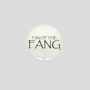 Fan of the Fang Mini Button