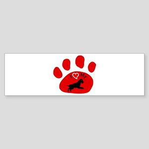 Airedale Terrier Bumper Sticker
