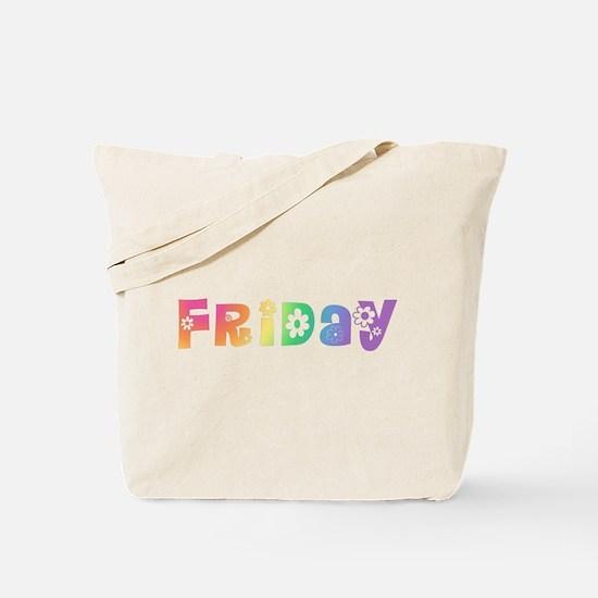 Cute Friday Tote Bag