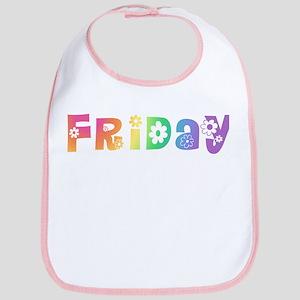 Cute Friday Bib