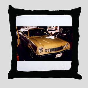 1977 Ford Pinto Throw Pillow